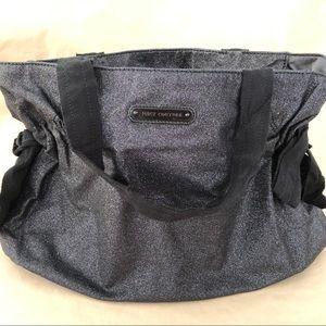 Juicy Couture Stardust Glitter Freja Tote Bag
